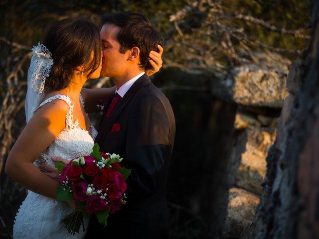La boda de Dani y Laura en Guadarrama, Madrid 15