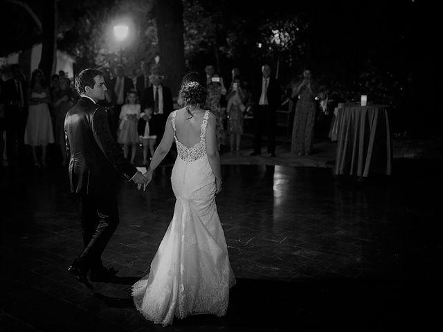 La boda de Dani y Laura en Guadarrama, Madrid 20