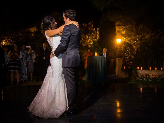 La boda de Dani y Laura en Guadarrama, Madrid 21