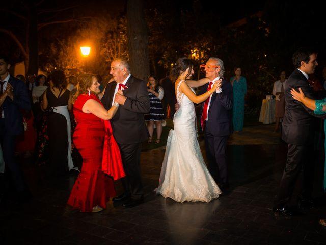 La boda de Dani y Laura en Guadarrama, Madrid 22