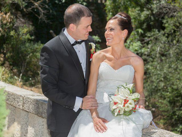 La boda de Elena y Ismael