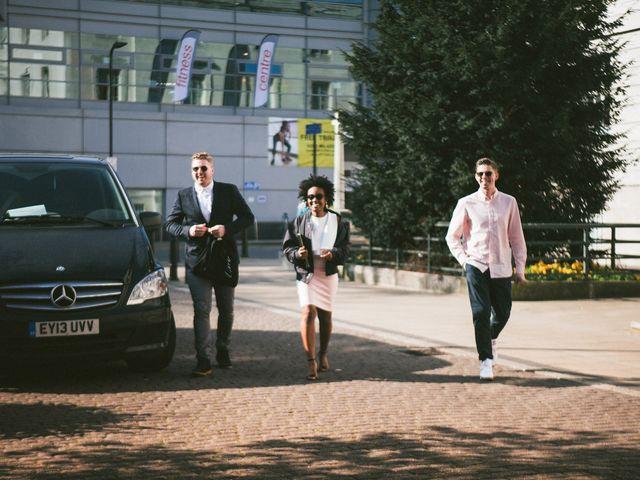 La boda de Acacia y Valentina en Carrion De Calatrava, Ciudad Real 7