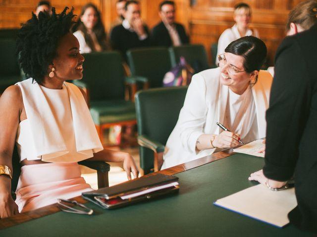 La boda de Acacia y Valentina en Carrion De Calatrava, Ciudad Real 24