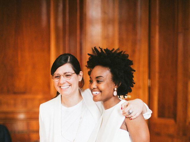 La boda de Acacia y Valentina en Carrion De Calatrava, Ciudad Real 28