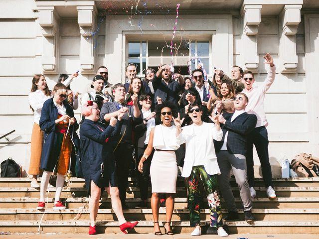 La boda de Acacia y Valentina en Carrion De Calatrava, Ciudad Real 34