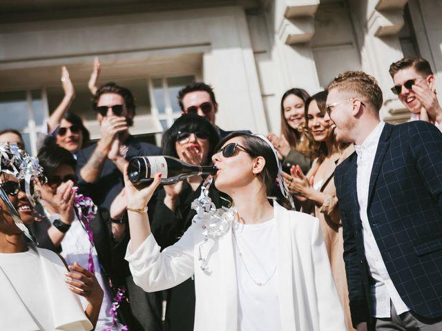 La boda de Acacia y Valentina en Carrion De Calatrava, Ciudad Real 35