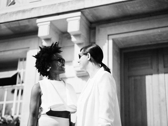 La boda de Acacia y Valentina en Carrion De Calatrava, Ciudad Real 37