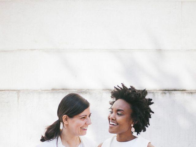 La boda de Acacia y Valentina en Carrion De Calatrava, Ciudad Real 40