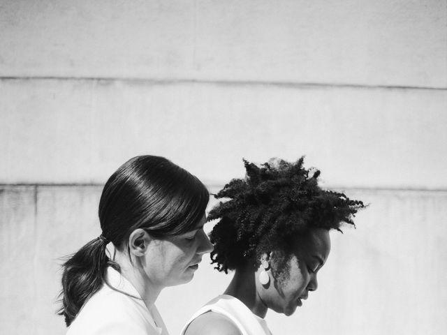 La boda de Acacia y Valentina en Carrion De Calatrava, Ciudad Real 41