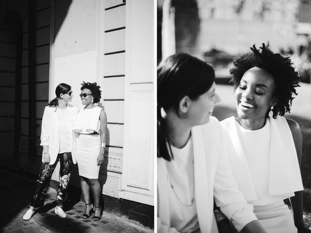 La boda de Acacia y Valentina en Carrion De Calatrava, Ciudad Real 43