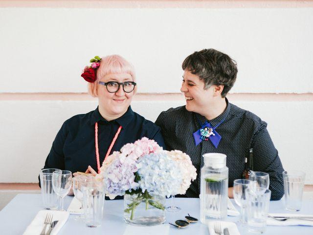 La boda de Acacia y Valentina en Carrion De Calatrava, Ciudad Real 66
