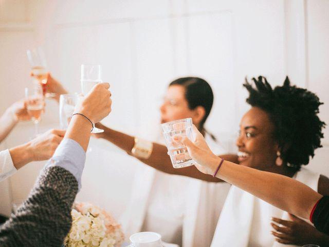 La boda de Acacia y Valentina en Carrion De Calatrava, Ciudad Real 75