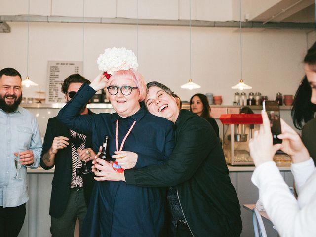 La boda de Acacia y Valentina en Carrion De Calatrava, Ciudad Real 130