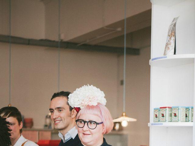 La boda de Acacia y Valentina en Carrion De Calatrava, Ciudad Real 132