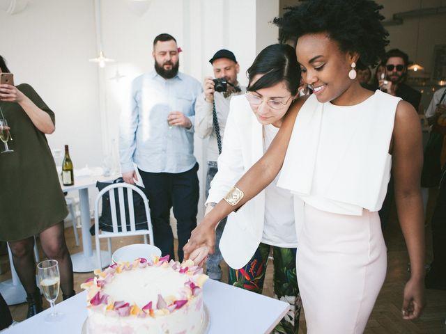 La boda de Acacia y Valentina en Carrion De Calatrava, Ciudad Real 136