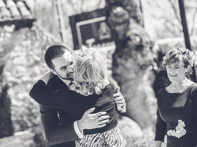 La boda de Sergio y Belén en Miraflores De La Sierra, Madrid 4