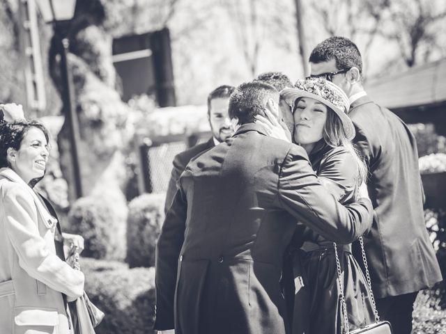 La boda de Sergio y Belén en Miraflores De La Sierra, Madrid 6