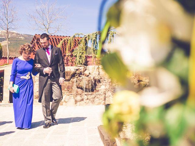 La boda de Sergio y Belén en Miraflores De La Sierra, Madrid 7