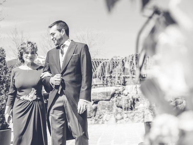 La boda de Sergio y Belén en Miraflores De La Sierra, Madrid 8
