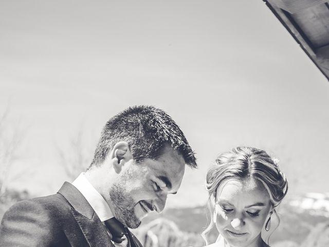 La boda de Sergio y Belén en Miraflores De La Sierra, Madrid 14