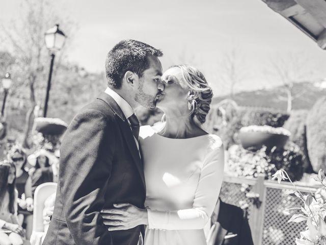 La boda de Sergio y Belén en Miraflores De La Sierra, Madrid 15