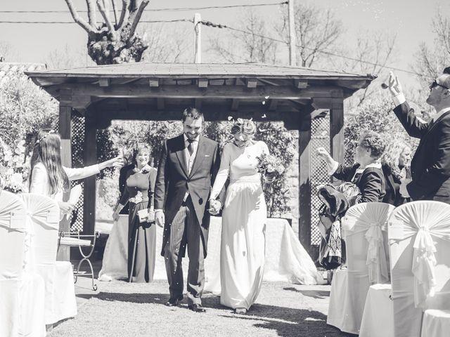 La boda de Sergio y Belén en Miraflores De La Sierra, Madrid 16