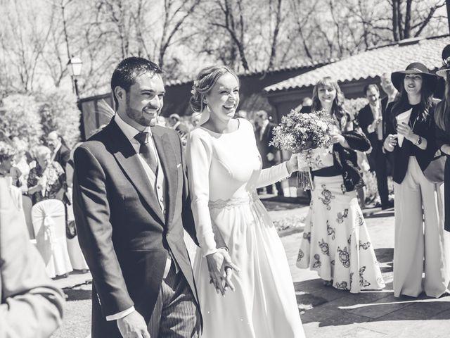 La boda de Sergio y Belén en Miraflores De La Sierra, Madrid 17