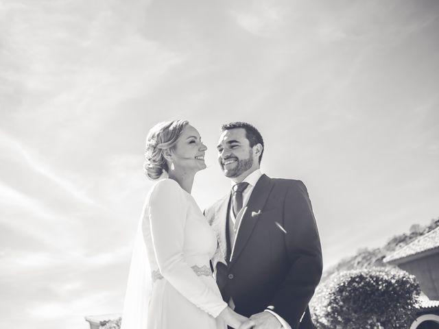 La boda de Sergio y Belén en Miraflores De La Sierra, Madrid 20