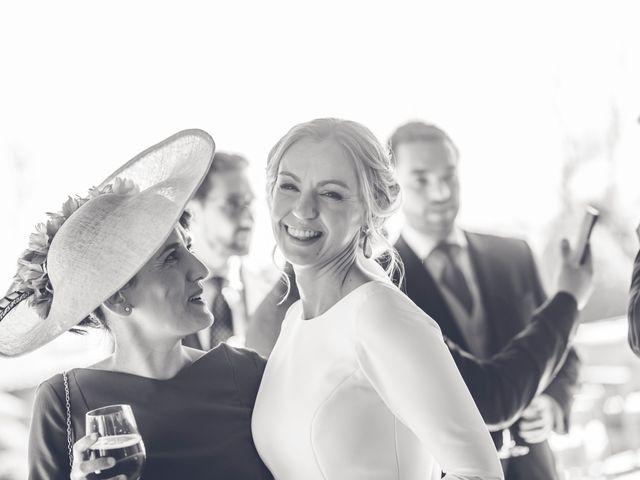 La boda de Sergio y Belén en Miraflores De La Sierra, Madrid 22