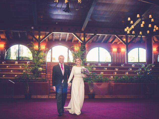 La boda de Sergio y Belén en Miraflores De La Sierra, Madrid 1