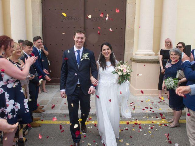 La boda de Cristina y Cian