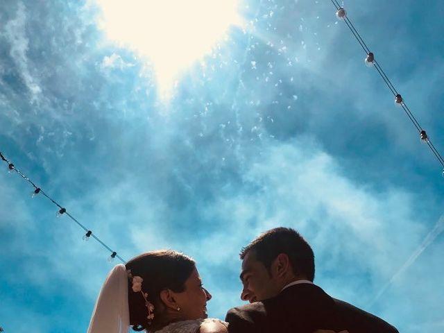 La boda de Silvia y Jesús en Melide (Melide), A Coruña 1