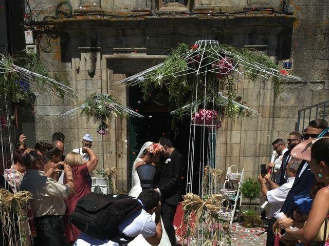 La boda de Silvia y Jesús en Melide (Melide), A Coruña 4