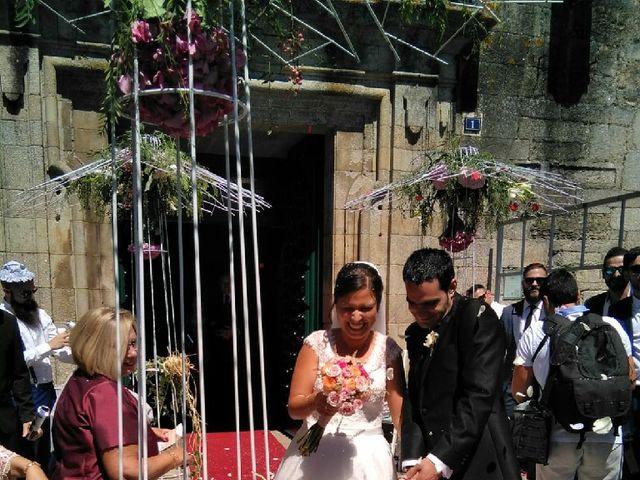 La boda de Silvia y Jesús en Melide (Melide), A Coruña 5