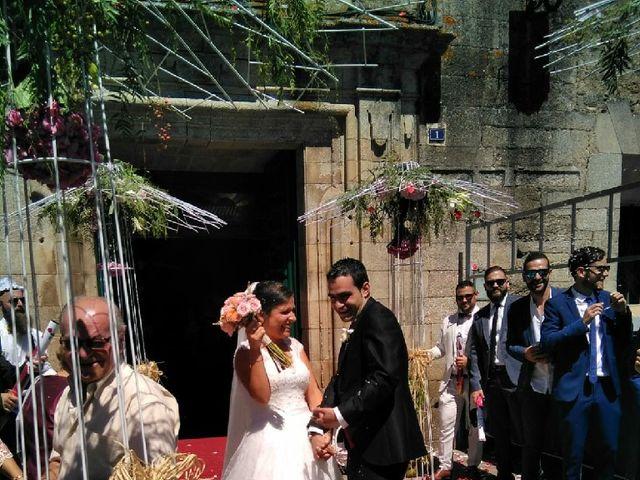 La boda de Silvia y Jesús en Melide (Melide), A Coruña 6