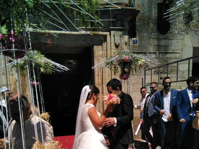 La boda de Silvia y Jesús en Melide (Melide), A Coruña 7