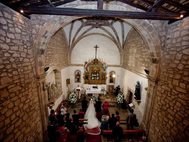 La boda de Guillermo y Eva en Tanos, Cantabria 1