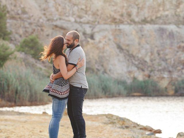 La boda de Antonio y Vanessa en Cartagena, Murcia 3