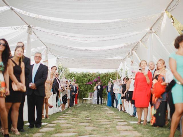 La boda de Antonio y Vanessa en Cartagena, Murcia 61