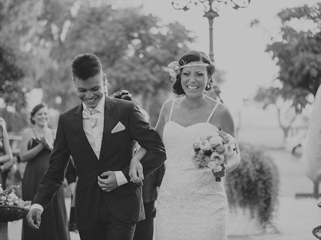 La boda de Antonio y Vanessa en Cartagena, Murcia 66