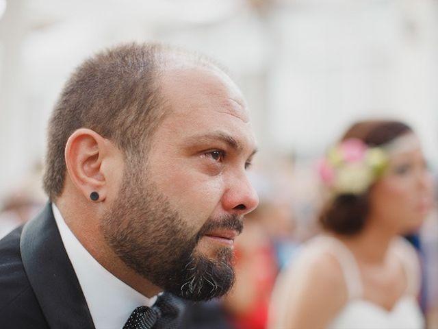 La boda de Antonio y Vanessa en Cartagena, Murcia 81