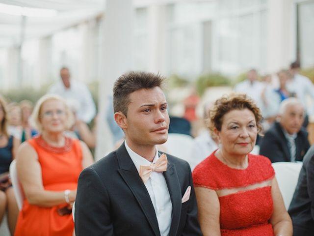 La boda de Antonio y Vanessa en Cartagena, Murcia 88