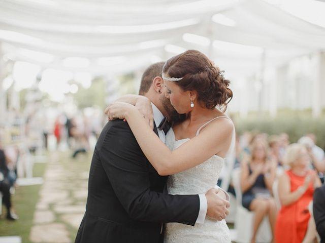 La boda de Antonio y Vanessa en Cartagena, Murcia 89