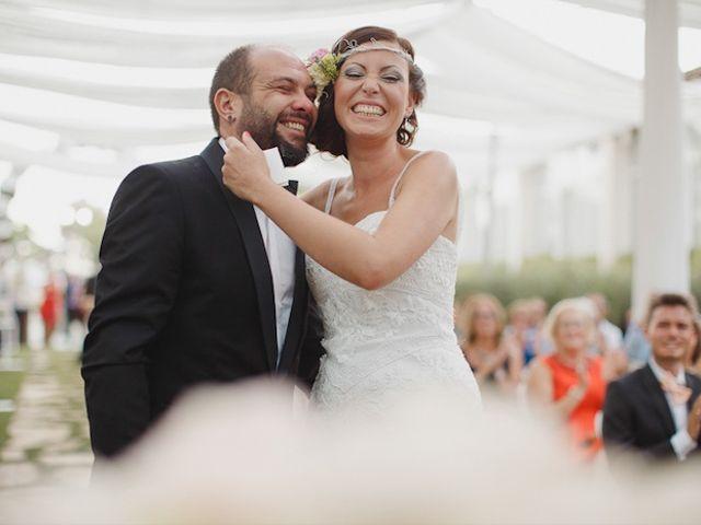 La boda de Antonio y Vanessa en Cartagena, Murcia 90