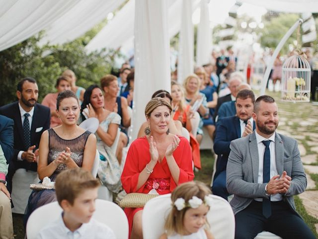 La boda de Antonio y Vanessa en Cartagena, Murcia 91
