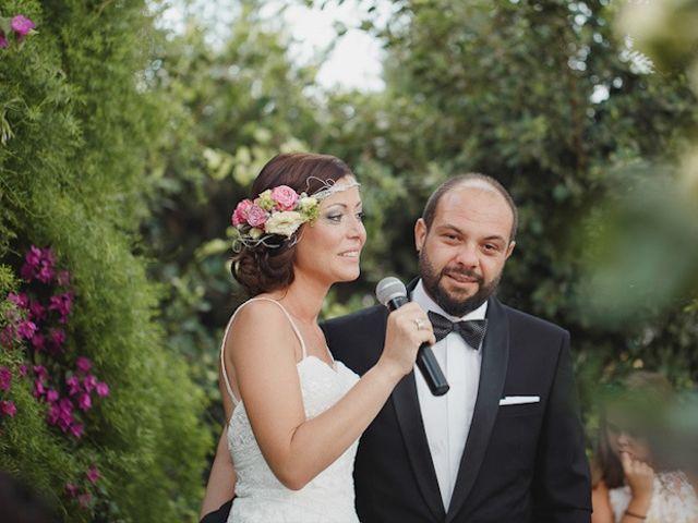 La boda de Antonio y Vanessa en Cartagena, Murcia 92