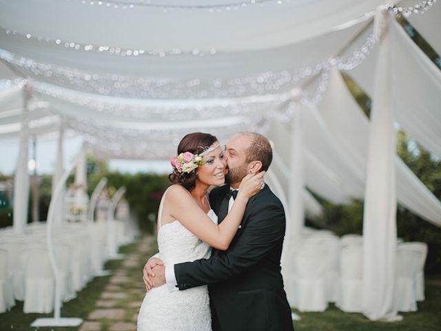 La boda de Antonio y Vanessa en Cartagena, Murcia 100