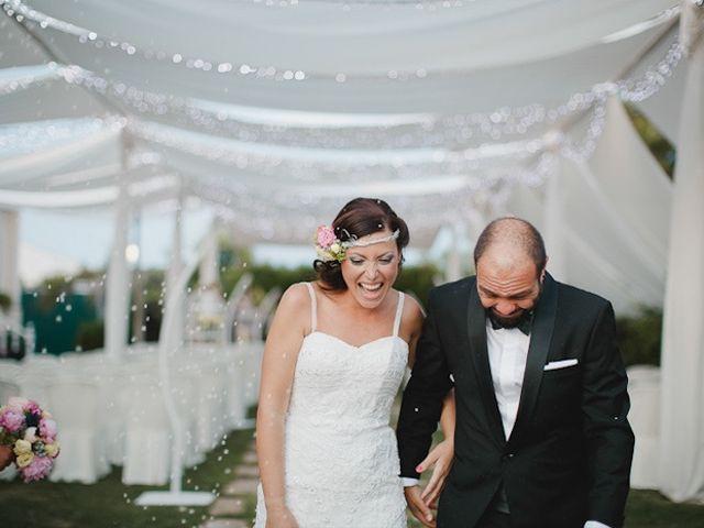 La boda de Antonio y Vanessa en Cartagena, Murcia 101