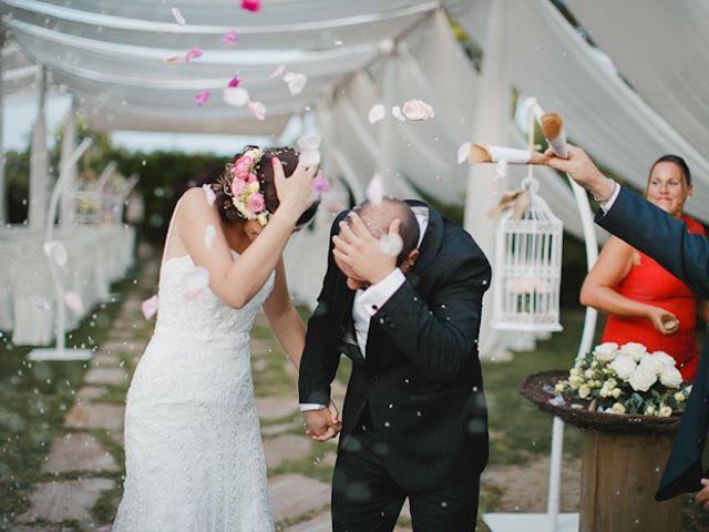 La boda de Antonio y Vanessa en Cartagena, Murcia 102