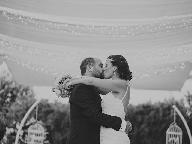 La boda de Antonio y Vanessa en Cartagena, Murcia 107